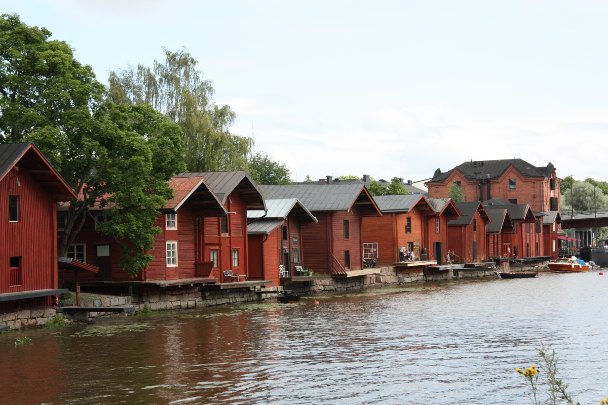 Six things to see and do in Porvoo