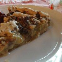 Gramma Reeni's Rhubarb Tart