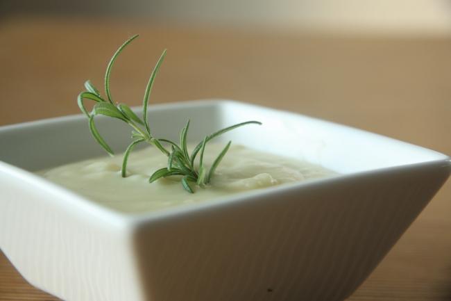 jerusalmen artichoke soup