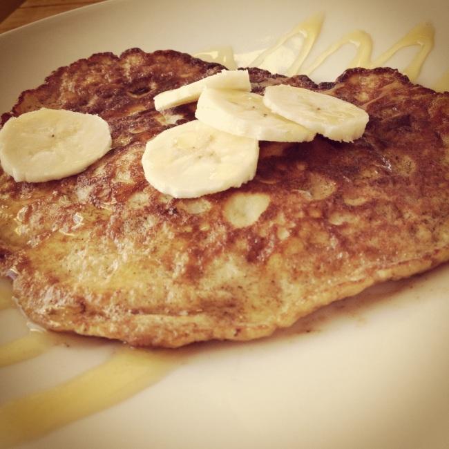 gluten-free dairy-free pancake
