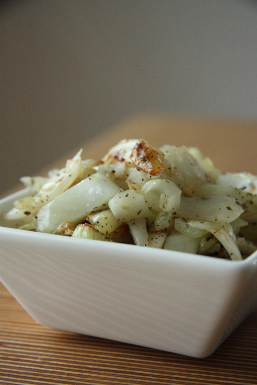 sauteed fennel