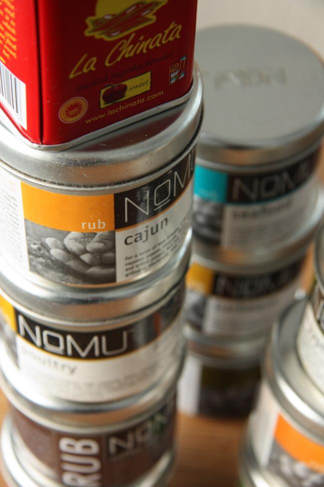 nomu seasoning
