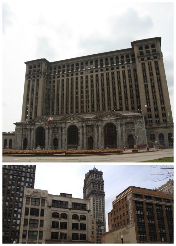 abondoned buildings detroit