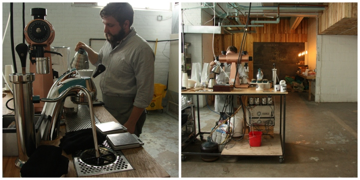 Anthology Coffee, the science of making perfect coffee