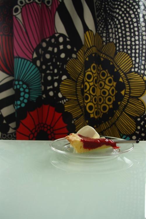 mansikka torttu