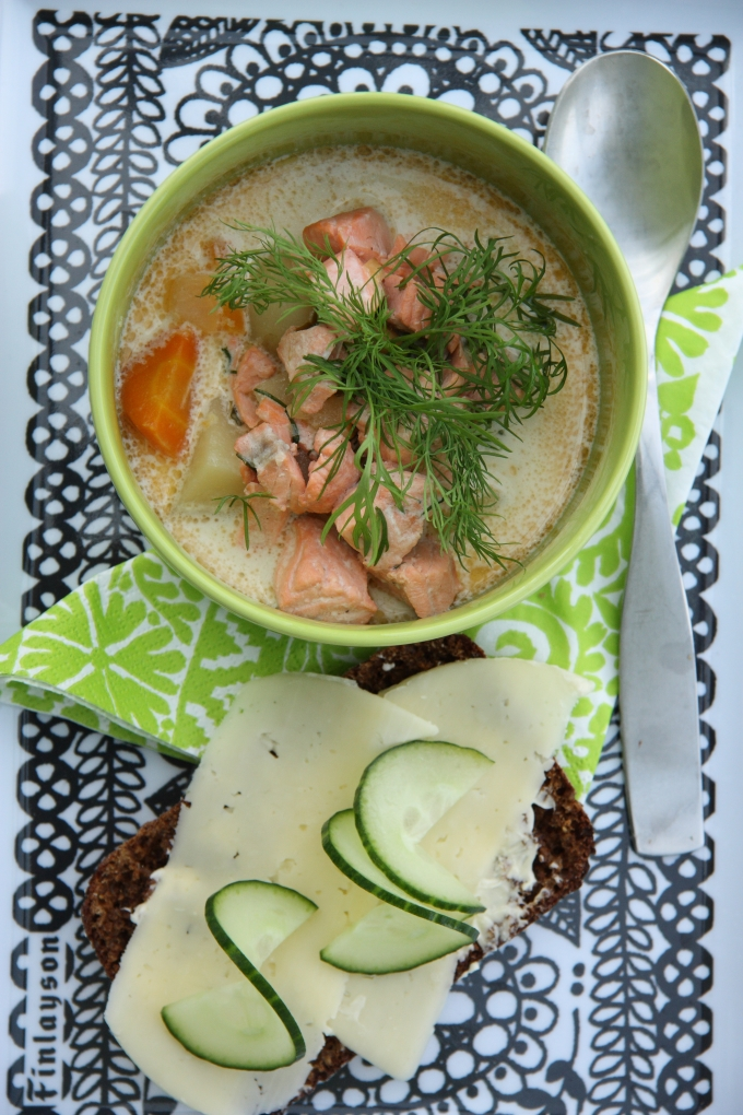 rainbow trout soup 2
