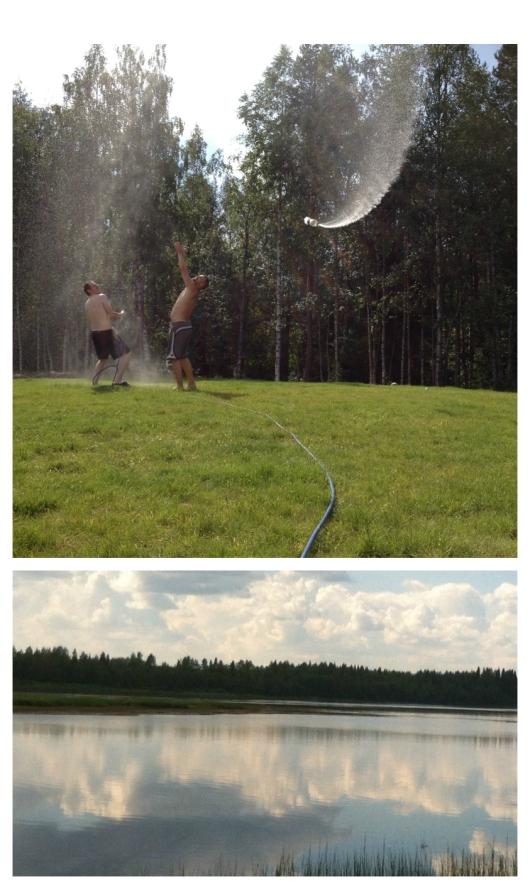 summer fun rovaniemi