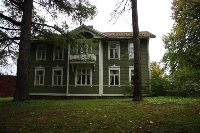 vanha talo kymintehdas