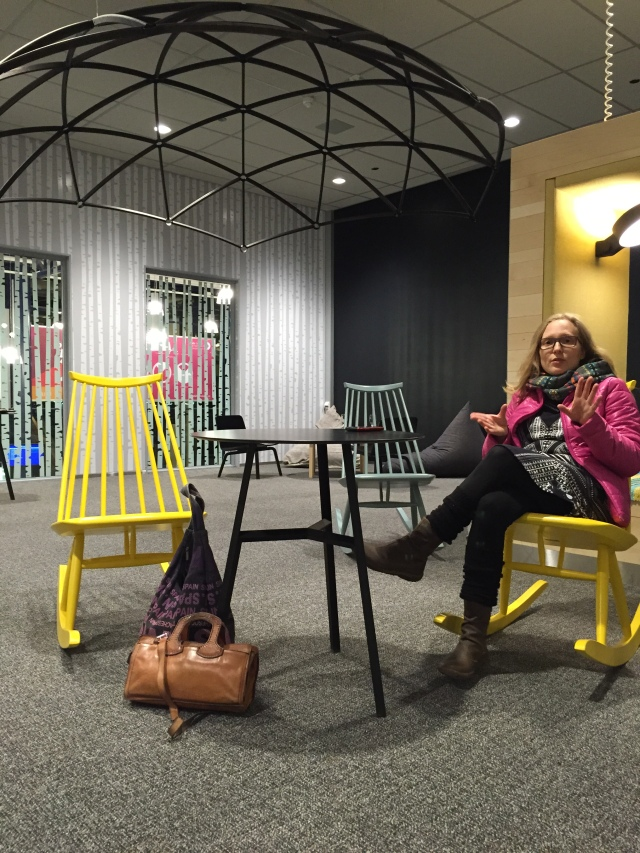 oulu airport lounge