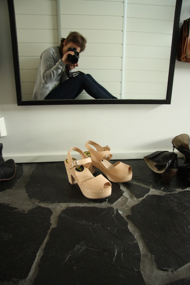 Torpatoffeln shoes made in Sweden