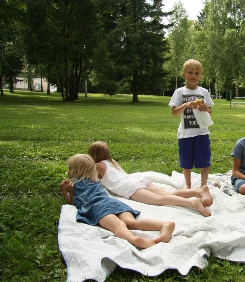 Lappenranta picnic
