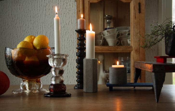 november candles