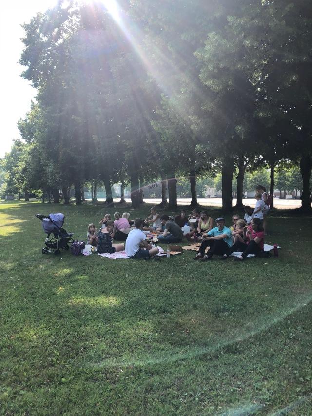 picnic in Hanko